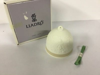 Lladro Spanish Porcelain 1993 Collectors Society Fall Bell #17615