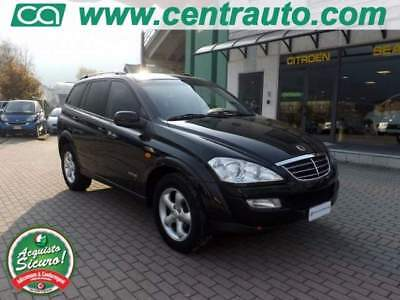 Ssangyong kyron 2.0cdi 4wd style automatico