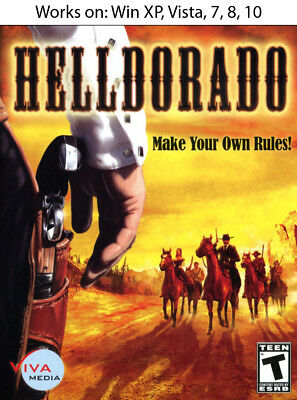 Helldorado PC Game Windows XP Vista 7 8 10