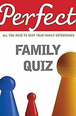 Perfect Family Quiz, Pickering, David, Used; Very Good Book