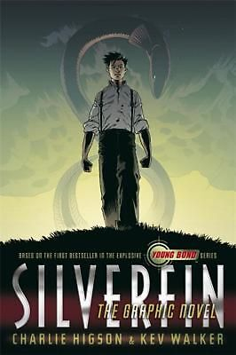 SilverFin: The Graphic Novel by Charlie Higson (English) Paperback Book
