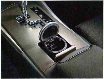 LEXUS IS GSE20 Genuine parts Cup holder mounting type ashtray from Japan