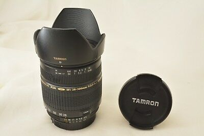 #909 Excellent!!! Tamron AF 28-300mm F/3.5-6.3 XR Macro【A06】For Nikon From Japan