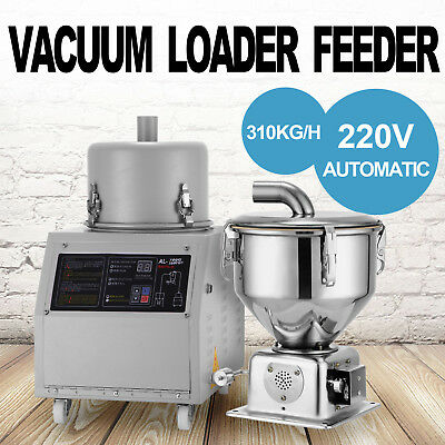 700G Automatic Material Feeding Machine Vacuum Feeder  Auto Loader 1KW/1.3HP
