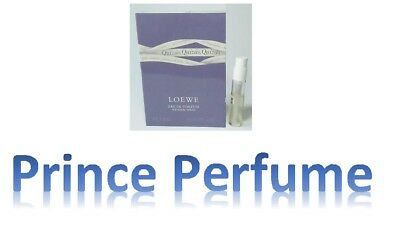 LOEWE QUIZAS, QUIZAS, QUIZAS EDT NATURAL SPRAY VAPO - 24X2ml