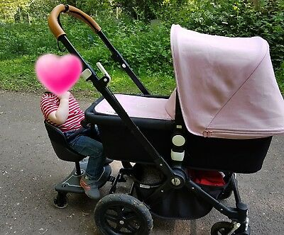 Easy X Rider Removable Seat Buggy Board Bugaboo Cam And Buff Compatible More