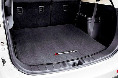 2011-2019 Genuine OEM Mitsubishi Outlander Sport Cargo Luggage Tray Rubber Mat