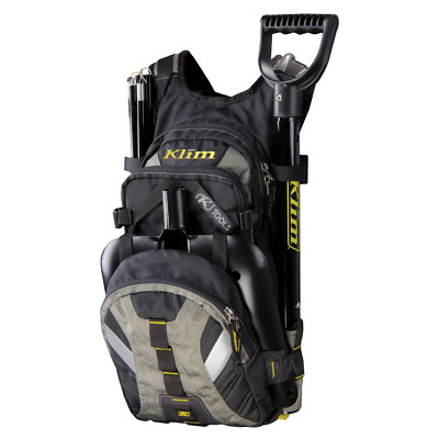 Klim Nac Pak Backpack - Black