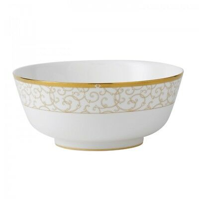 Wedgwood Celestial Gold insalatiera cm. 25 in porcellana
