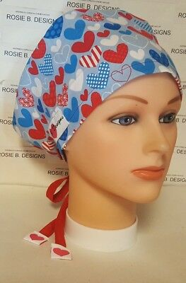 On Valentine   / Hat Pixie/scrub Medical/ Surgical