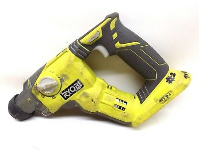 Ryobi P222 One+ 18V Lithium Rotary Hammer Drill Bare Power Tool Only Portable