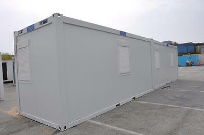 T F Jackson's Portable Building New  2 Bays 40' x 8' /12m x 2.5m Site Office