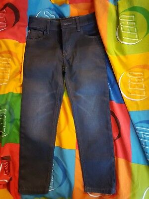 Brand new boys next skinny jeans age 6 years