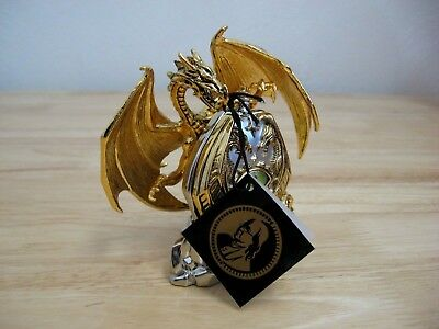 Michael Whelan - Vision of the Golden Dragon - Collector Watch - Franklin Mint