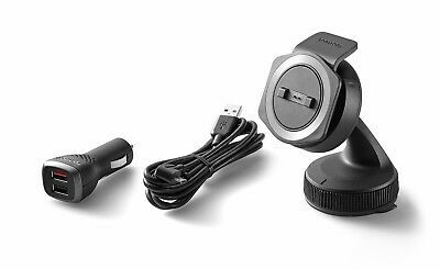 TomTom Rider 40 42 400 410 420 450 Car Mount Kit, Charger & USB Power Cable
