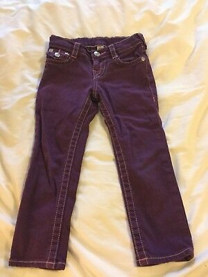 True Religion Jeans Toddler Girl Size 4