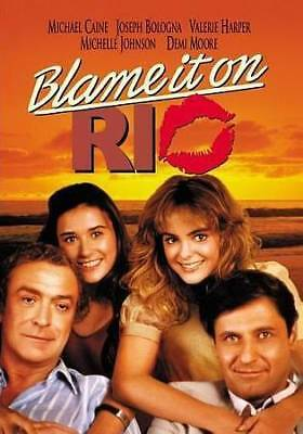 Blame It On Rio DVD   (NEW & SEALED)
