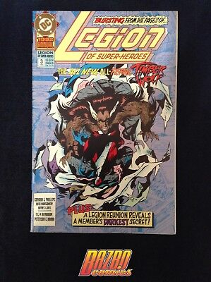 The New Legion of Super Heroes Annual #3 1st Print 1992 DC Comics