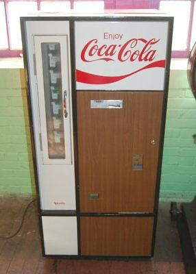 VINTAGE COCA~COLA COKE VENDING MACHINE from VENDO!