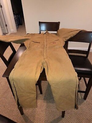 Dickies Mens 46/48 Reg Length Insulated Coveralls