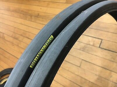 Primo V-track wheelchair recumbent bicycle  tires 25-540 NOS pair 24-1