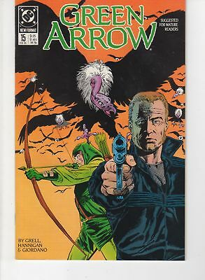 Green Arrow 15 (NM)