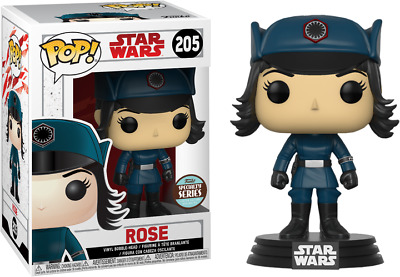 Funko Pop! Star Wars Rose #205 Funko Specialty Series Exclusive