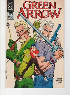 Green Arrow 28 (NM)