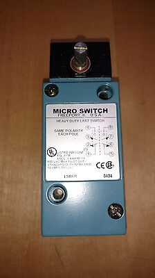 HONEYWELL Limit Switch - LSR6B - 600VAC 10 AMPS - NEW IN BOX