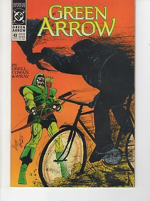 Green Arrow 43 (NM)