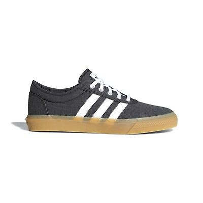 sneakers for cheap e801f 165ac Adidas - Adi-Ease  CQ1067 - Mens Skate Shoes  Chambray - Black
