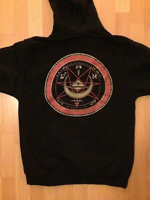 Fields of the Nephilim Hoody Kaputzenpulli Gr.M