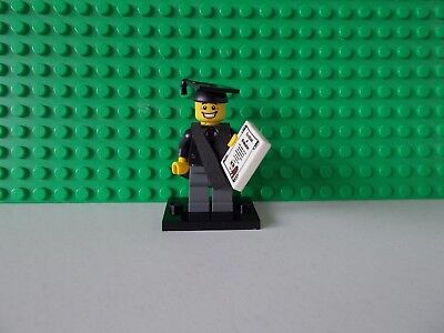 genuine lego minifigures the graduate from series 5