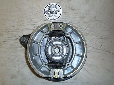 1979 Honda Cb750 Lz Rear Brake Drum W/ Shoes