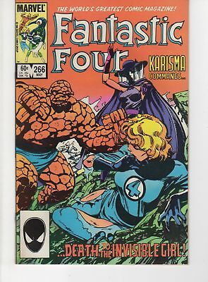 Fantastic Four 266 (NM)