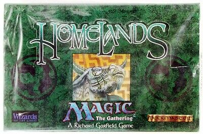 Magic:  The Gathering Homelands Sealed Booster Box