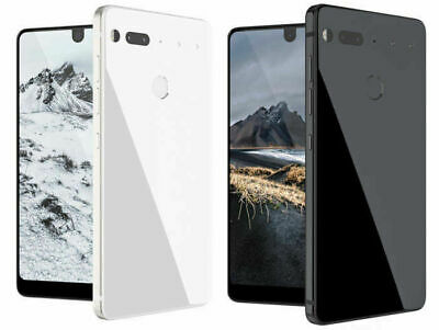 Essential Phone PH-1 128GB Black Moon/ Pure White Unlocked Smartphone z