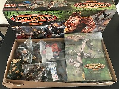 Heroscape - Master Set 2: Swarm of the Marro (Complete Set with box)