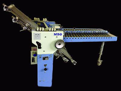 MBO T123 Right Fold Angle (8-pager) Fold Unit