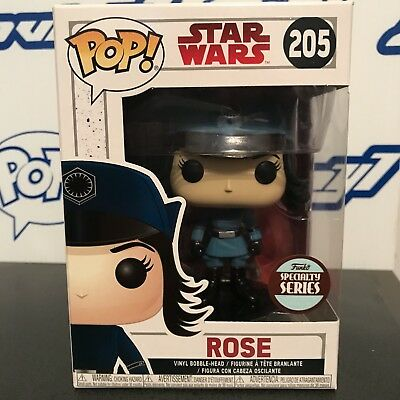 STAR WARS THE LAST JEDI ROSE DISGUISE SPECIALTY SERIES Funko Pop! #205