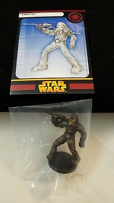 Star Wars Miniatures Revenge of the Sith 21/60 Tarrful RARE sealed w/card