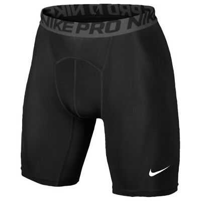 Boys Nike Black Base Layer Compression Boxer Briefs, Size Youth Large $25 New