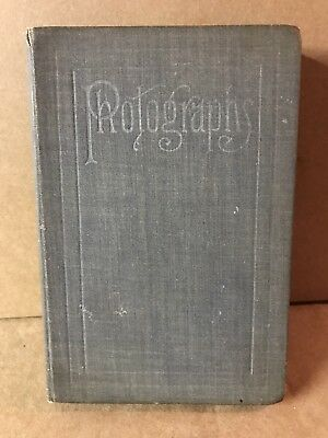 Turn of the Century Photo Album with 46 Photos Included