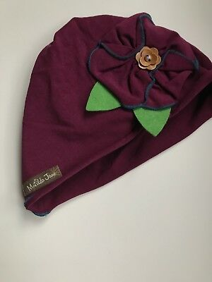 Matilda Jane Cyrus Beanie Hat/Cap from the Paint by Numbers Collection Size M/L