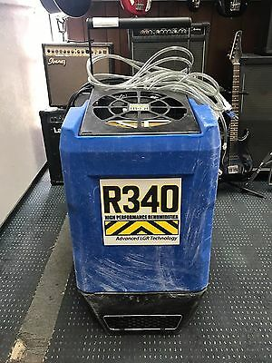 R340 LGR Dehumidifier machine