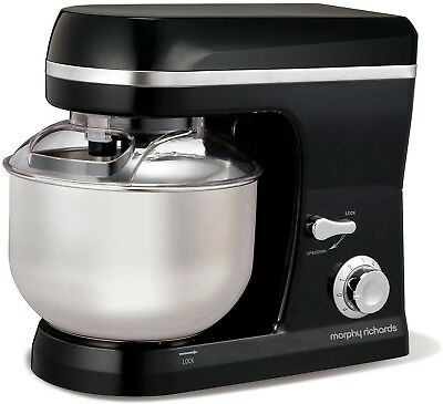Morphy Richards 400011 Accents Stand Mixer - Black