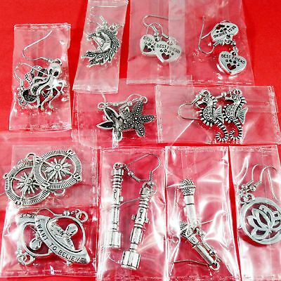 399 pairs mixed EARRINGS - Wholesale job lot womens fashion jewellery jewelry