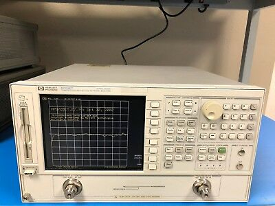 8720ET Transmission/Reflection Vector Network Analyzer, 50 MHz to 20 GHz