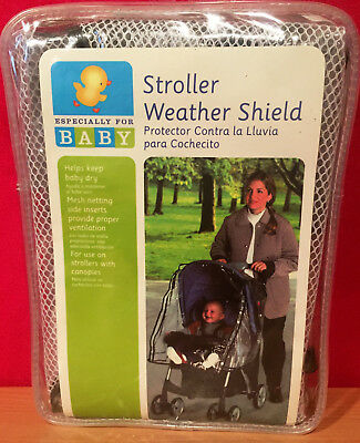 Especially For Baby Stroller Weather Shield