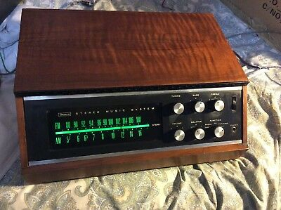 Vintage Sears Stereo Receiver AM/FM MODEL 7415